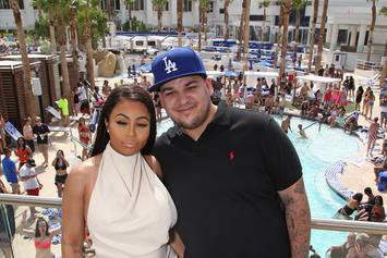 Blac Chyna Tweets Out Rob Kardashian's Phone Number