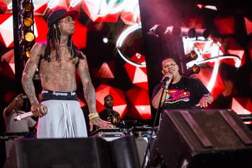 Are Lil Wayne & Mannie Fresh Working On An EDM Project?