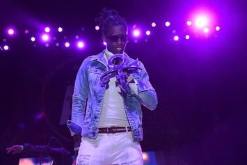 """First Week Sales Projections For Young Thug's """"Jeffrey"""""""