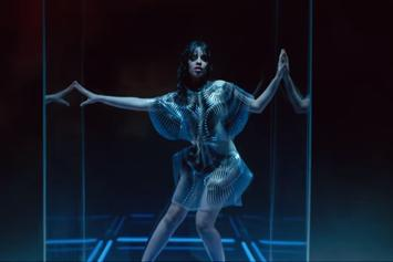 "Camila Cabello Shares Intimate ""Never Be The Same"" Video"