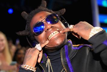 Kodak Black Reportedly Accused Of Sexual Battery