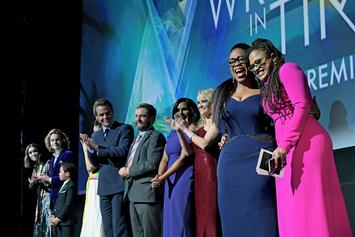 """""""A Wrinkle In Time"""" & """"Black Panther"""" Compete For Weekend Box Office Win"""