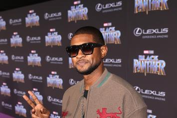 """Usher's Herpes Accuser Says His Wife """"Should Be"""" Mad Amid Separation"""