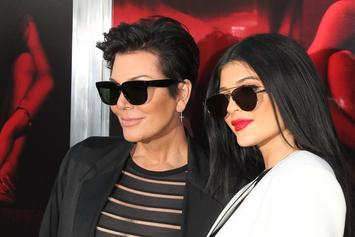 "Kris Jenner Believes Kylie Jenner Was ""Born To Have Kids"""