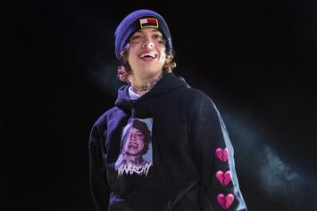 "Lil Xan Shares ""Total Xanarchy"" Release Date"