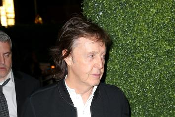 Paul McCartney & Beck Denied Entry To Tyga's Grammys After Party