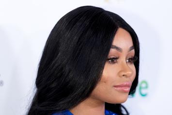 Blac Chyna Is Hooking Up With Rob Kardashian