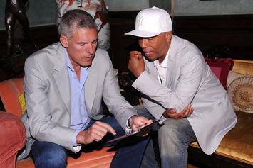 Lyor Cohen Can't Fathom Russell Simmons' Sexual Assault Allegations