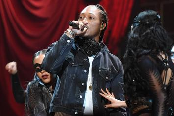 "Future Announces ""Purple Reign Tour"" With Ty Dolla $ign"