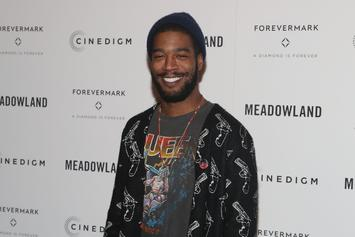 "Kid Cudi Is Upset His Album Was Labeled ""Hip-Hop"" On iTunes"