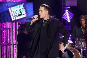"Stream G-Eazy's Sophomore Album ""When It's Dark Out"""