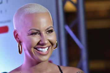 Amber Rose Forgives Kanye West & Wiz Khalifa In Emotional Speech At L.A. SlutWalk
