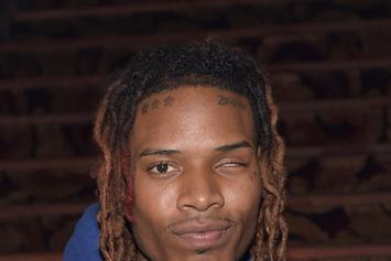 Fetty Wap Thanks Fans After Motorcycle Accident