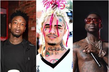 "Listen To Lil Pump's ""Gucci Gang"" Remix With Gucci Mane, 21 Savage & More"