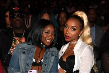 T.I. & Tiny's Daughter Partied With Reginae Carter For 22nd Birthday