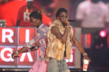 Are Young Thug & Rich Homie Quan Reuniting Thanks To London On Da Track?