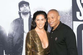 "Dr. Dre On Meeting The Actor Who Portrayed Him In Straight Outta Compton: ""It Freaked Me Out"""