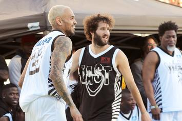 Chris Brown & Lil Dicky Music Video Sparks Backlash For Kendall Jenner & Ed Sheeran