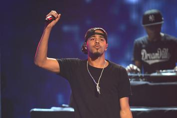 """J. Cole To Perform """"Friday Night Lights"""" In Its Entirety On """"Dollar and a Dream Tour III"""""""