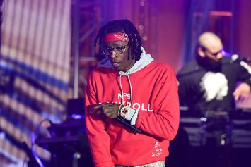 Young Thug Previews New Music In The Studio