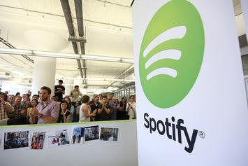 Spotify & Cadillac Link Up For Exclusive Standalone In-Car App