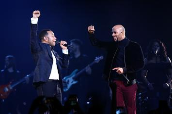 """Common and John Legend Win An Oscar For """"Glory"""""""