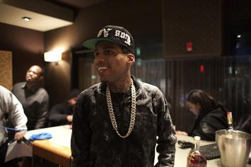 "Photos & Recap From Kid Ink's ""Full Speed"" Listening Session"