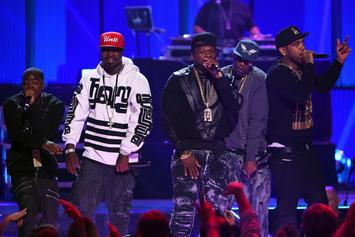 50 Cent Previews Track With Young Buck, Hints At G-Unit Project