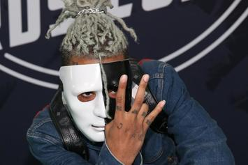 """XXXTentacion's """"?"""" Debuts At Number One on Billboard Hot 200"""