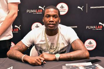 Meek Mill's Mother Pens Plea For Son's Release In Open Letter To Lady Justice