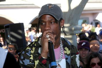 Travis Scott & Kylie Jenner's Matching Lamborghini Aventadors Are Very Flashy