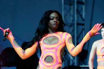"Azealia Banks Issues Scathing Critique On ""March For Our Lives"""