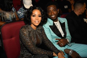"Gucci Mane Takes On ""Sugar Daddy"" Role For Wife Keyshia Ka'Oir"