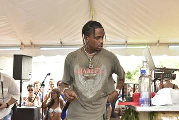 Travis Scott Sued For Cancelling Performance After Kylie Jenner Gave Birth