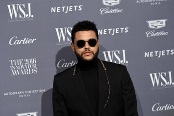 """The Weeknd Lands Largest Spotify Debut Of 2018 With """"Call Out My Name"""""""