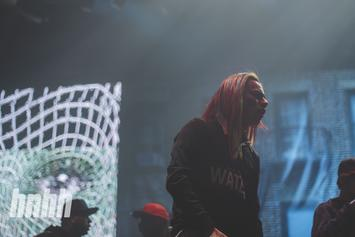 Tekashi 6ix9ine Performed In Philadelphia Despite The Show Being Canceled