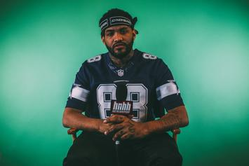 "Joyner Lucas Announces ""I'm Kind Of A Big Deal"" Tour"