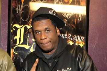 Jay Z & No I.D. In The Studio With Jay Electronica
