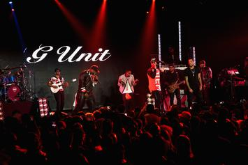 """G-Unit Talks """"The Beast Is G-Unit"""" EP, Fake Love From Other Rappers"""