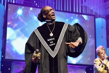Snoop Dogg Asks His Critics: How Much Have You Done For The Lord?""