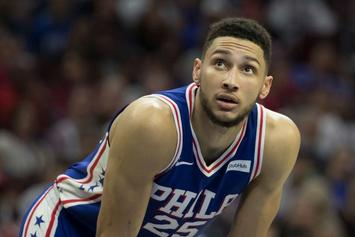 Ben Simmons Averages Triple Double During The Sixers' 11-Game Win Streak
