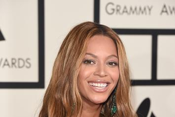 Beyonce Shows Off Blue Ivy's Face In Upcoming Documentary