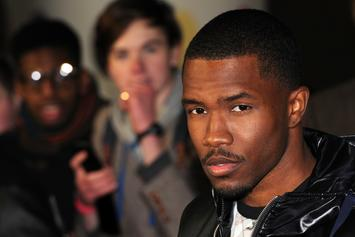 """Frank Ocean Sued Over His Song """"Lost"""""""