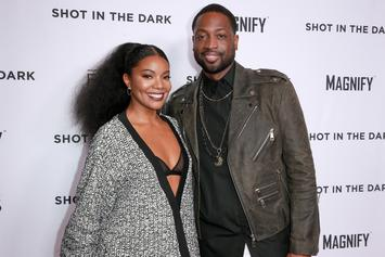 Gabrielle Union & Dwyane Wade Flip A House For Charity In New HGTV Special