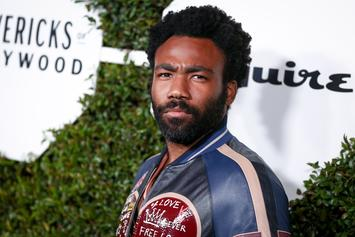 Donald Glover Did Not Break Character From Whiteface Role On Atlanta Set