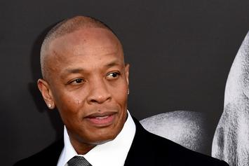 Dr. Dre Says He's Inspired To Get Back In Studio, Eminem's Album Is Almost Finished