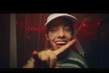"Lil Xan & Diplo Burn A Car In ""Color Blind"" Video"
