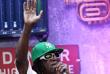 Flavor Flav's Felony Assault & Child Endangerment Trial Date Scheduled
