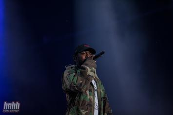 "Kendrick Lamar Speaks On Being Inspired By Kanye West's Marketing For ""New Slaves"""