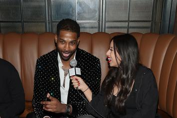Tristan Thompson's Mystery Fling Also Associated With Chris Brown